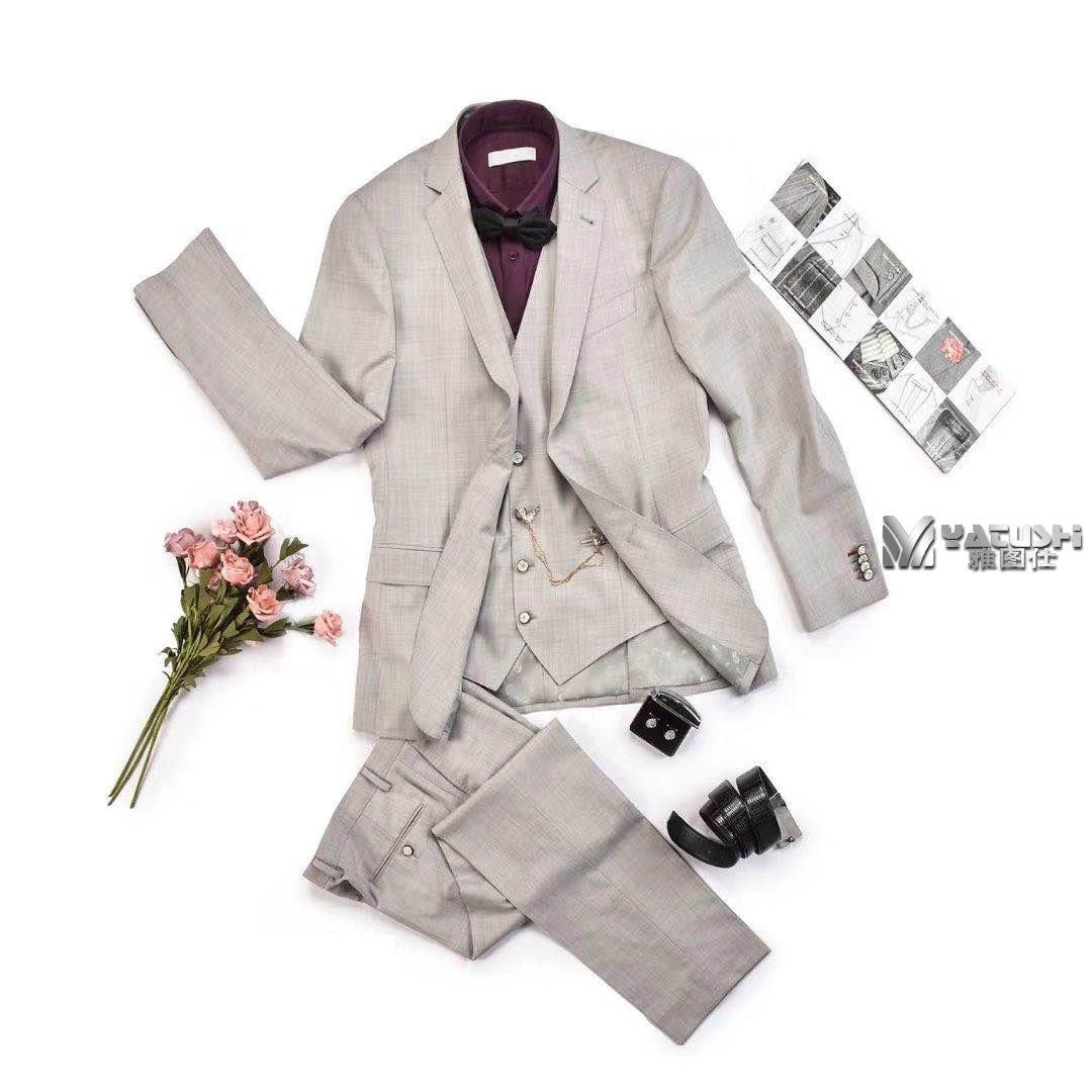 9款优雅精练的便定做西装装西服供君挑选