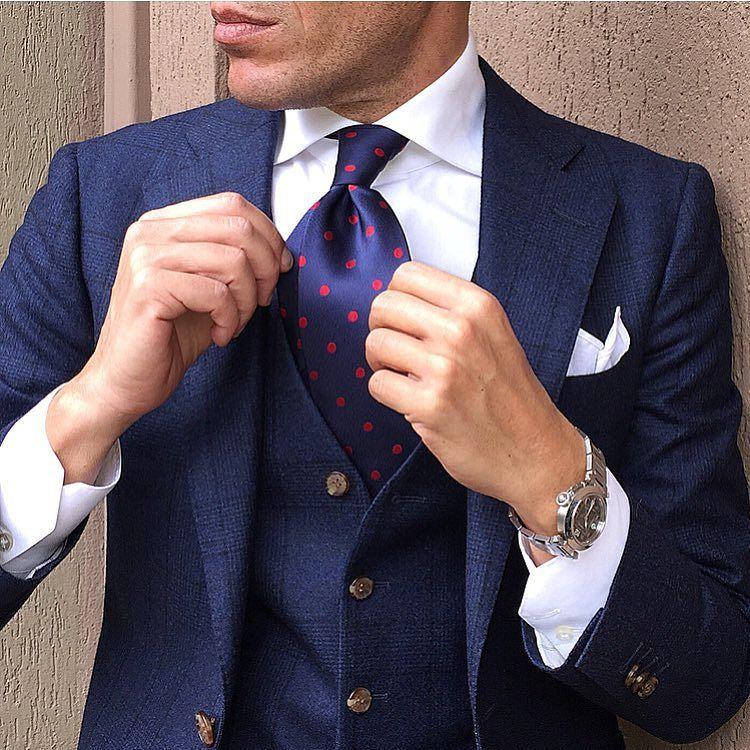 VBC|一套能把高级穿在身上的西服