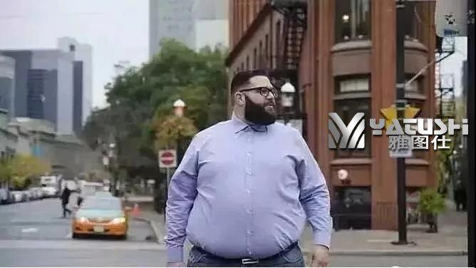 微胖男士挑选定制西服西装的8大法门